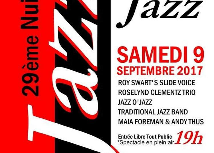 29ème Nuit du Jazz à Aix en Provence