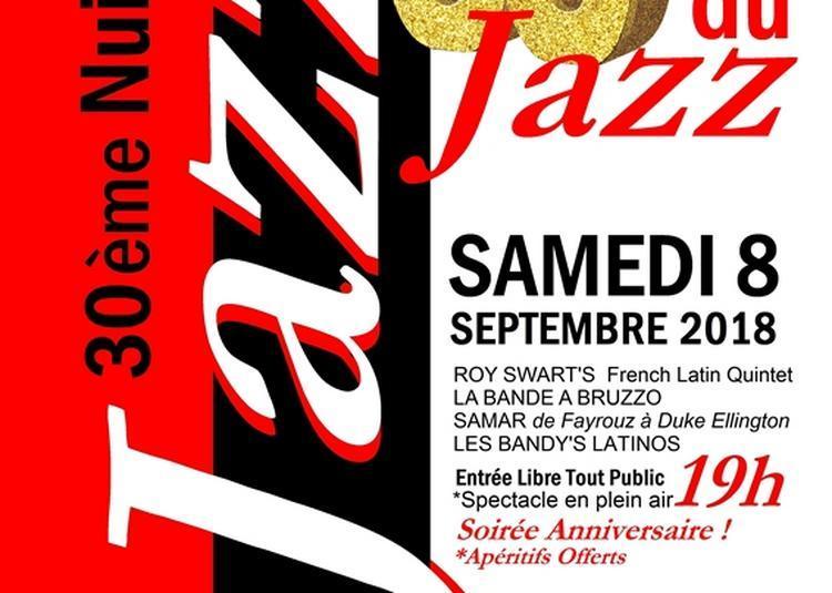 30ème Nuit du Jazz à Aix en Provence