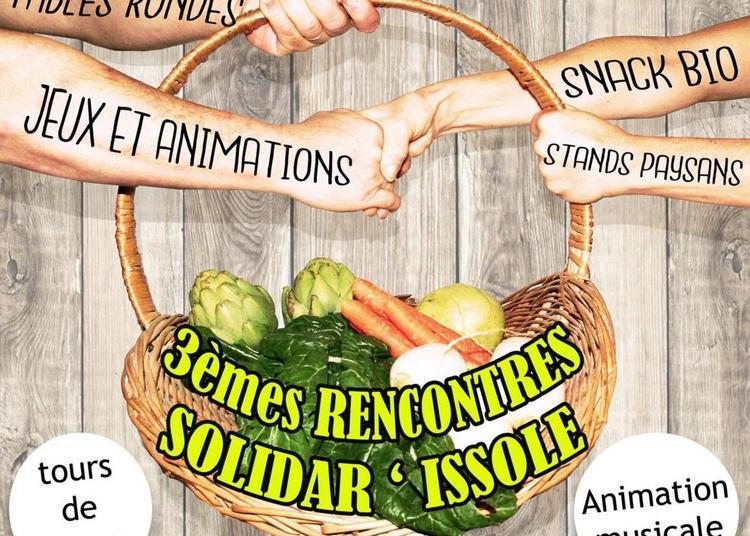 3ème Rencontres Solidar'issole 2019
