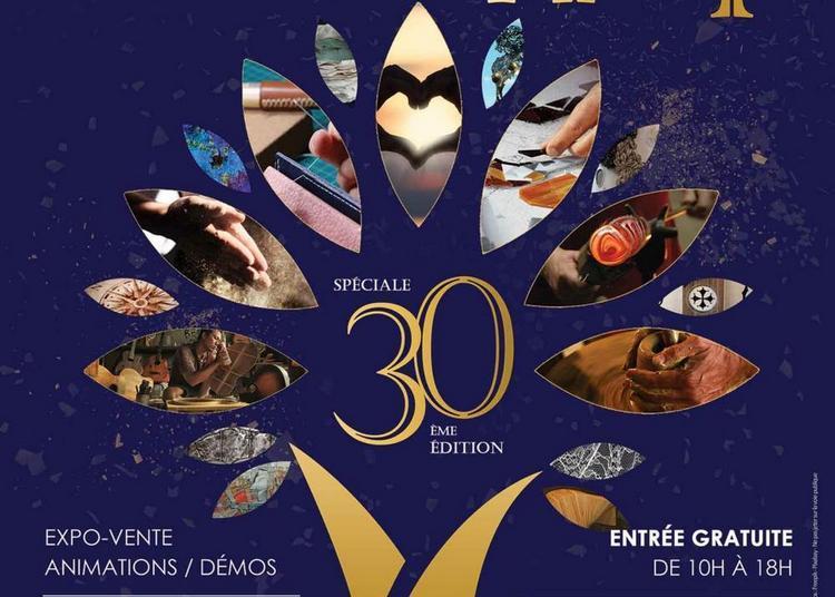 30ème Salon de l'Artisanat et des Métiers d'Art à Ballan Mire