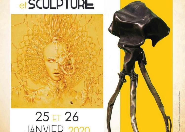 36ème Salon de Peinture et Sculpture de Ballan-Miré à Ballan Mire