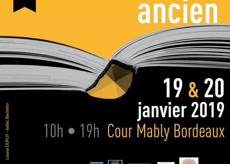 14 ème Salon du livre ancien à Bordeaux