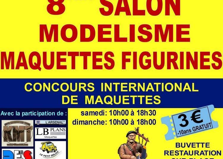 8eme salon international de la maquette et modelisme à Compiegne