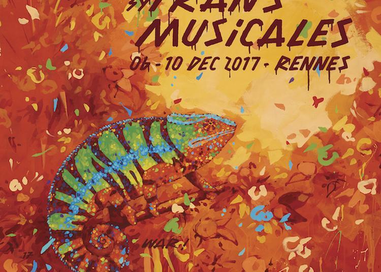 39èmes Trans - Concert des familles à Rennes