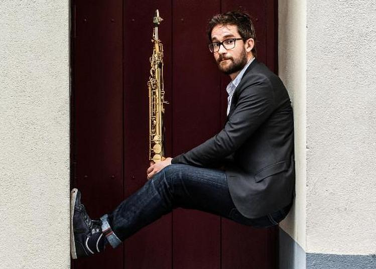 Émile Parisien Quintet à Elancourt
