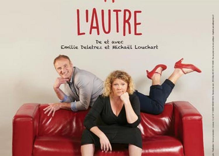Emilie Deletrez Et Michael Louchart -