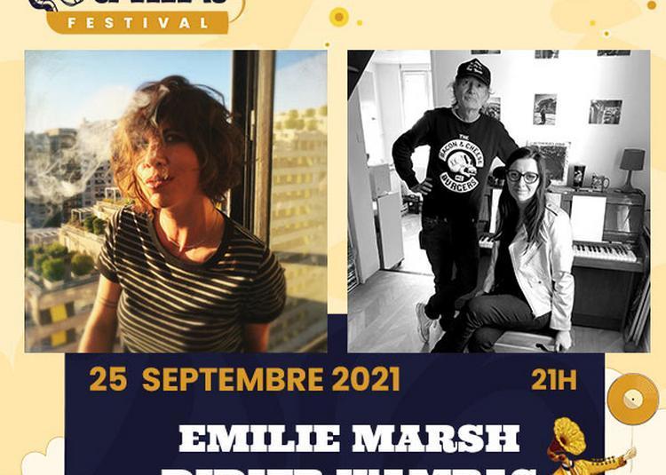 Emilie Marsh   Didier Wampas à Puygouzon