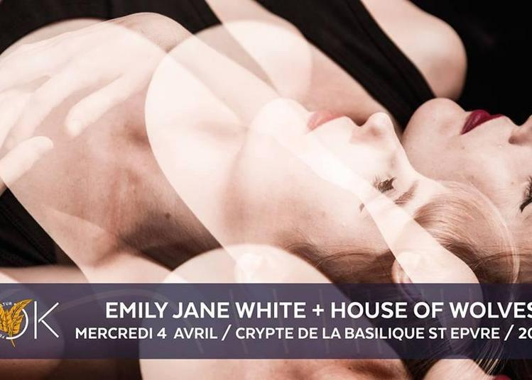 FOK#2 : Émily Jane White et House Of Wolves à Nancy