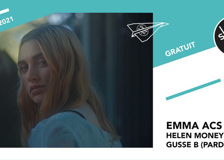 Emma Acs - Helen Money - Gusse B (Pardans) à Paris 12ème