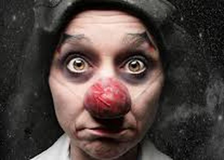 Emma La Clown à Sarlat la Caneda