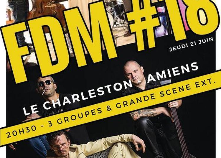 Emma morton and the Grace (Fête de la Musique 2018) à Amiens