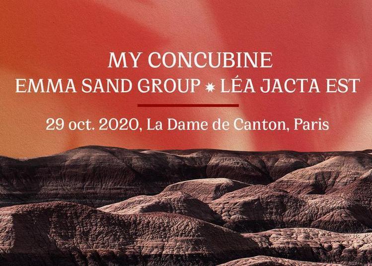 Emma Sand + Lea Jacta Est + à Paris 13ème