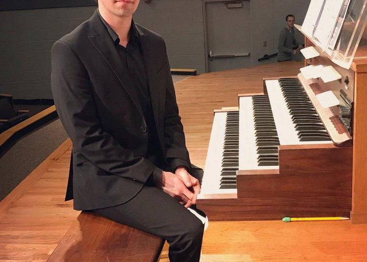 Emmanuel ARAKELIAN - Récital d'orgue à Amilly