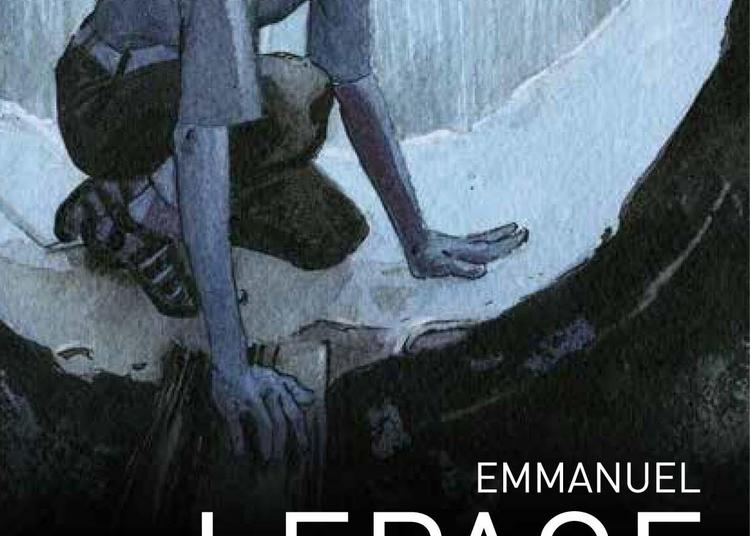 Emmanuel Lepage - Dessinateur Et Auteur De Bd à Chatelaudren