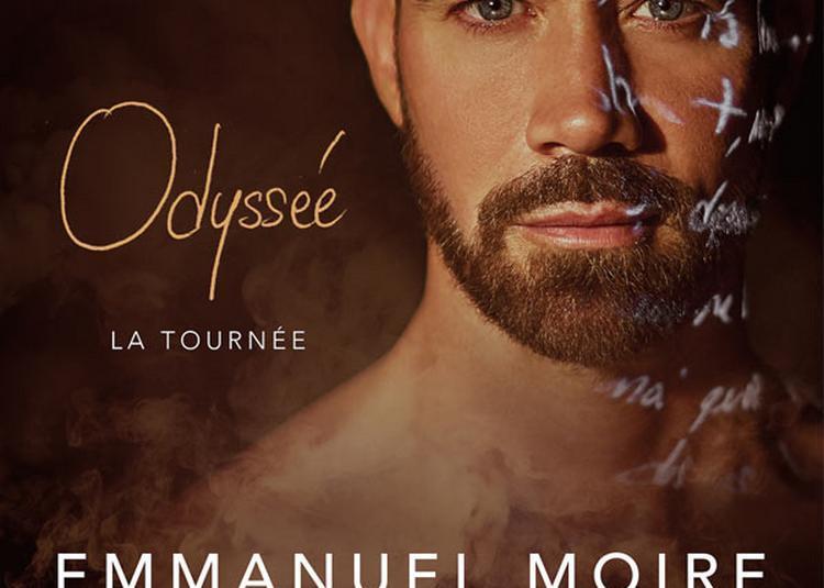 Emmanuel Moire à Lyon