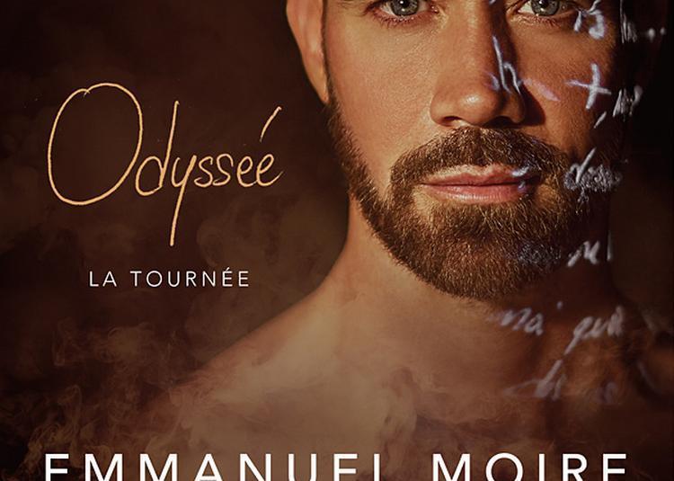 Emmanuel Moire à Lille
