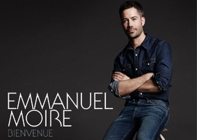 Emmanuel Moire à Nantes