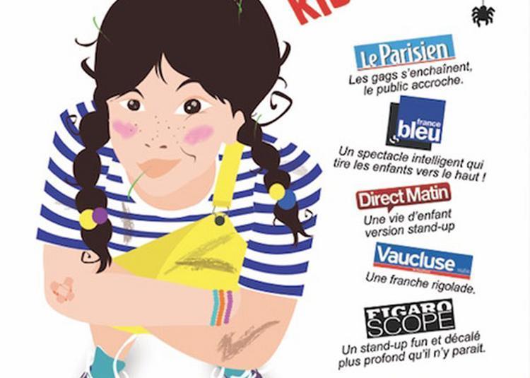 Emmy Fait Son One Kid Show à Paris 3ème