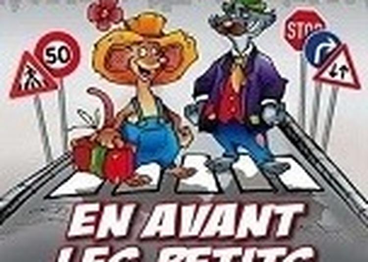 En Avant Les Petits Bolides à Saint Etienne