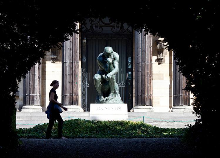 En Bateau Avec Rodin ! à Meudon