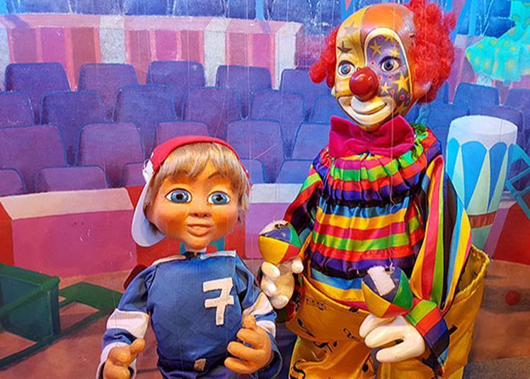 1, 2, 3 en Cirque ! - Spectacle de Marionnettes à Fils à Lens