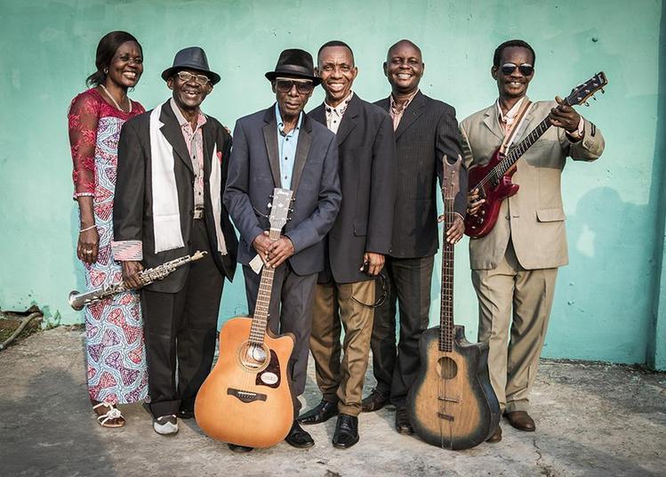 En Concert Avec Afriquatuors (création) à Nanterre