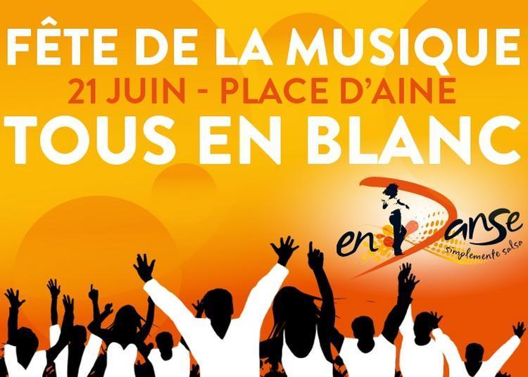 En danse (Fête de la Musique 2018) à Limoges
