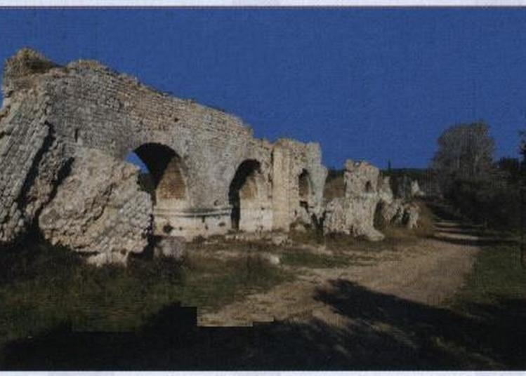 En Quête Des Trésors Romains De Barbegal  À Fontvieille à Paradou