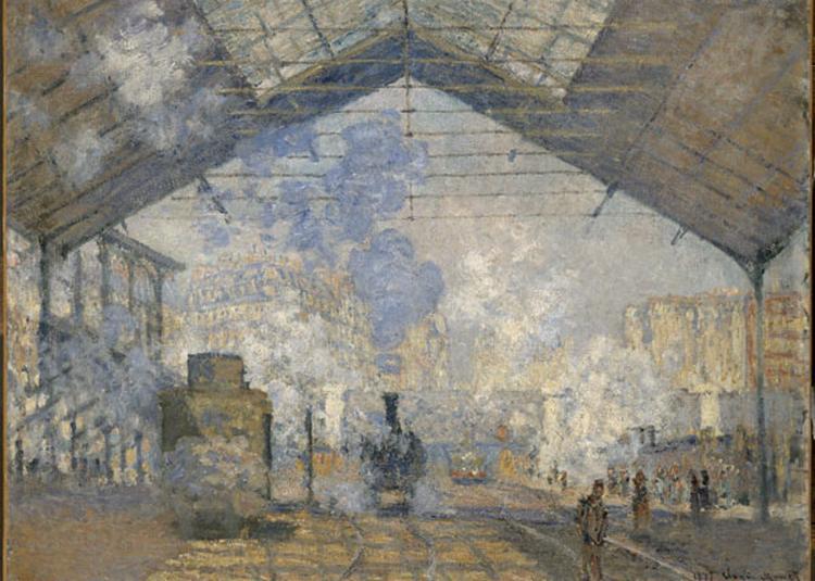 En Voiture, Monsieur Monet! à Paris 7ème