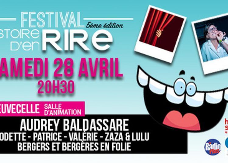 5ème Festival Histoire d'en Rire à Neuvecelle