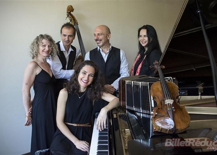 Encuentro Tango Quintet à Le Blanc Mesnil