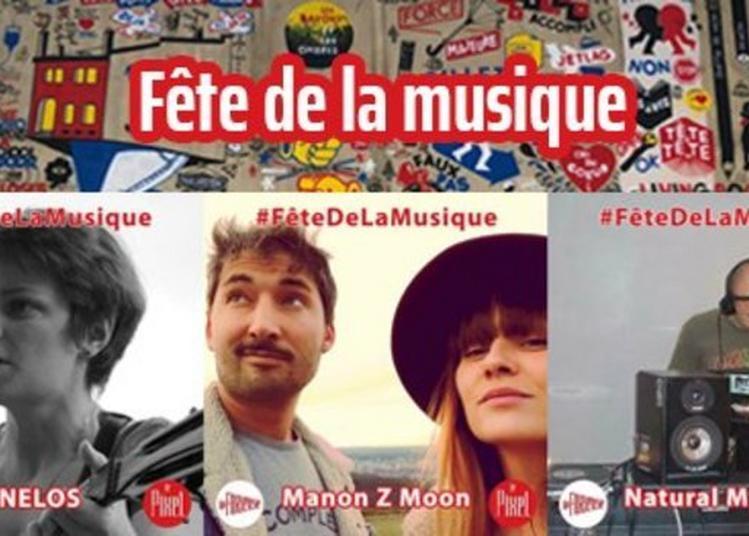 Enelos / Manon Z Moon / Natural Mystek Crew à Besancon