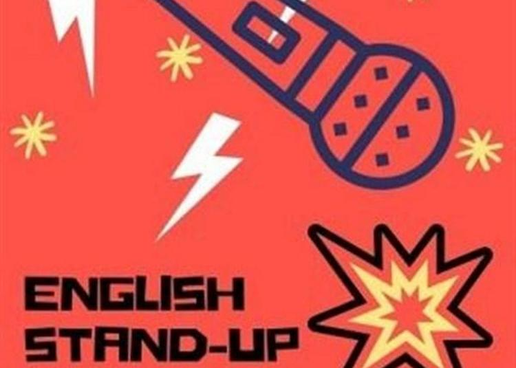English Stand-Up Comedy à Lille