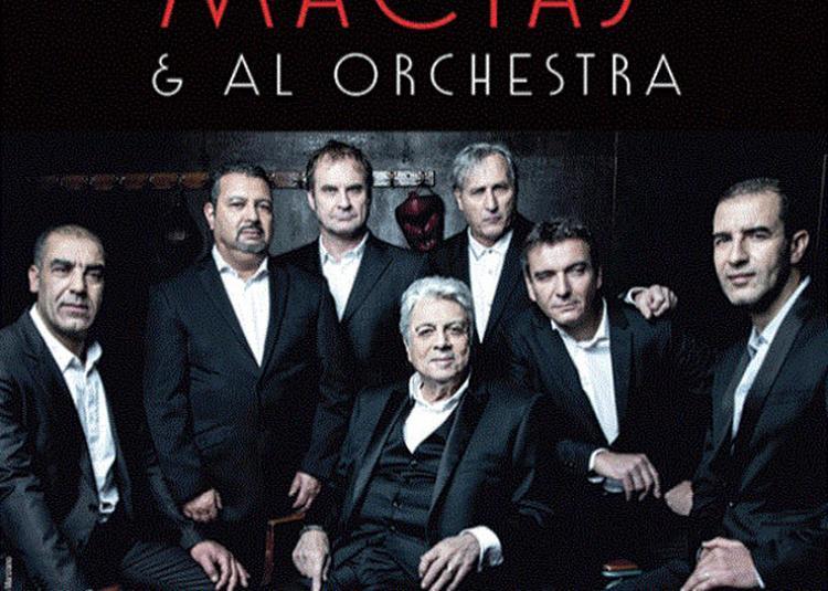 Enrico Macias & Al Orchestra à Tinqueux