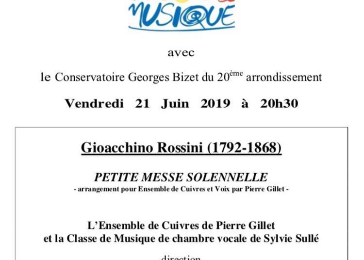Ensemble De Cuives Et Classe De Musique De Chambre à Paris 1er