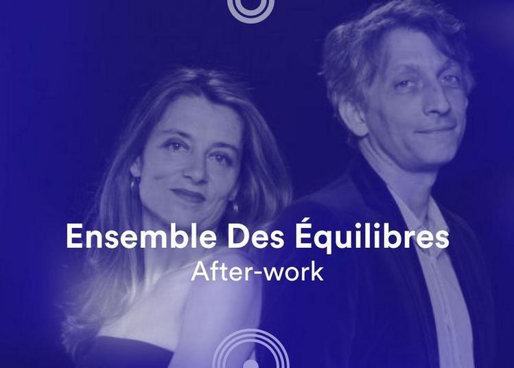 Ensemble des Équilibres - 72e Festival de musique de Besançon à Besancon