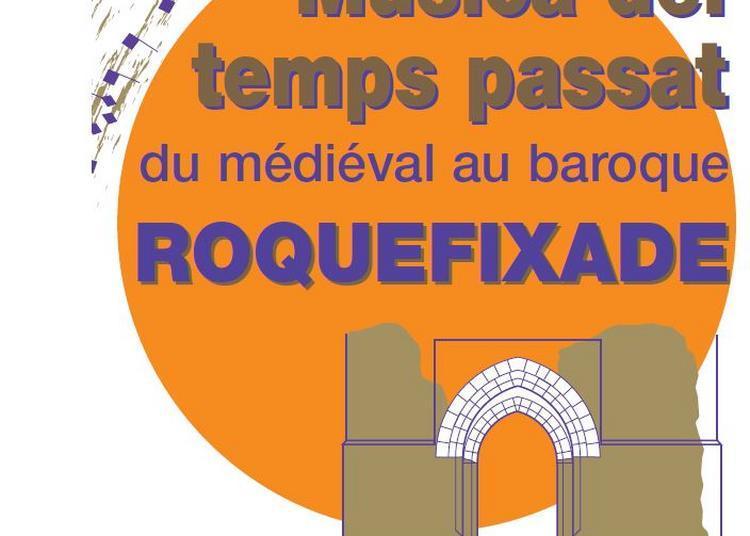 Ensemble Madamicella à Roquefixade