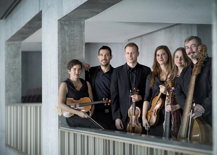 Ensemble Masques : Barbara Strozzi e su tempo - Festival de Musique Baroque du Jura à Nozeroy