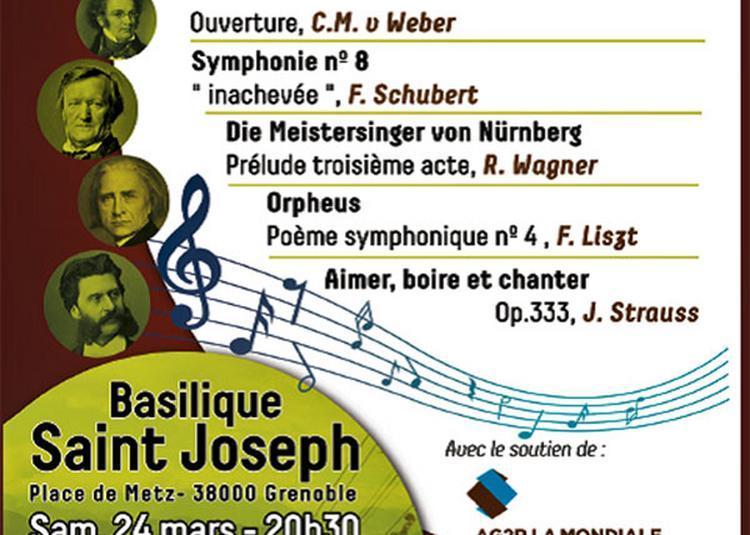 Ensemble Musical Thalie à Grenoble