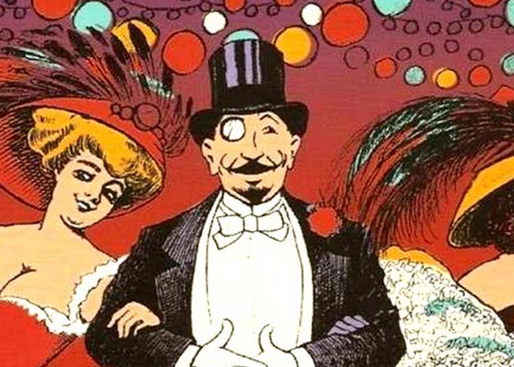 Aimer, rire & chanter Les folies de Mr Offenbach à Le Petit Quevilly