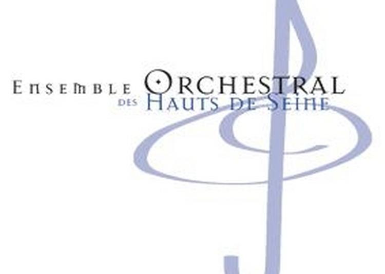 Ensemble Orchestral Des Hauts-De-Seine à Courbevoie