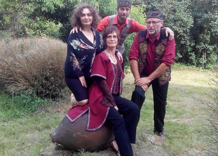 Ensemble Satchukari : chants géorgiens à Nantes