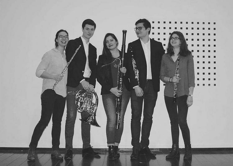 Ensemble Singuliers - Quintette à vent à Tremblay en France