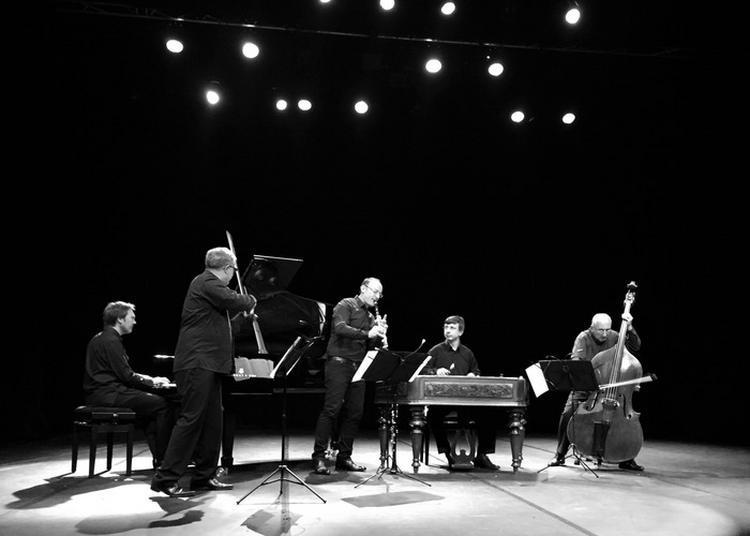 Ensemble Sirba : Klezmer Et Yiddish à Paris 5ème