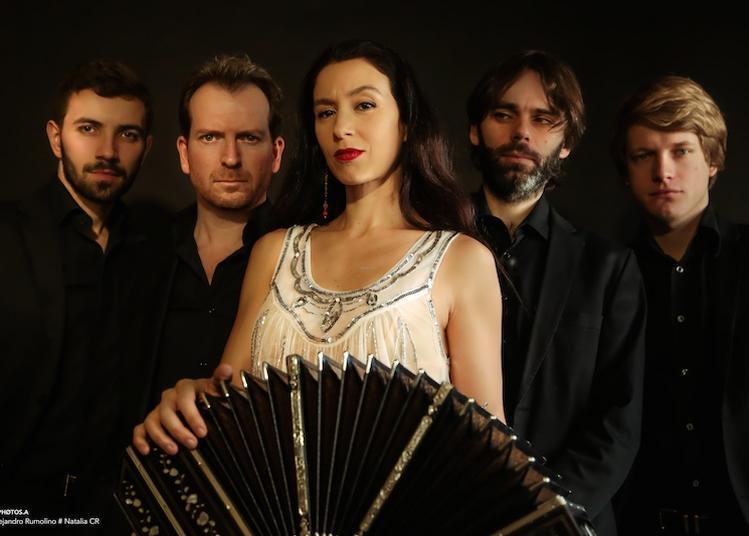 Ensemble Tanguisimo - Argentina Tango Show à Fontenay le Comte