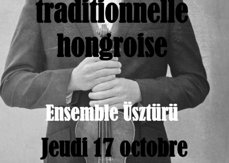 Ensemble Üsztürü de Hongrie musique traditionnelle hongroise à Grenoble