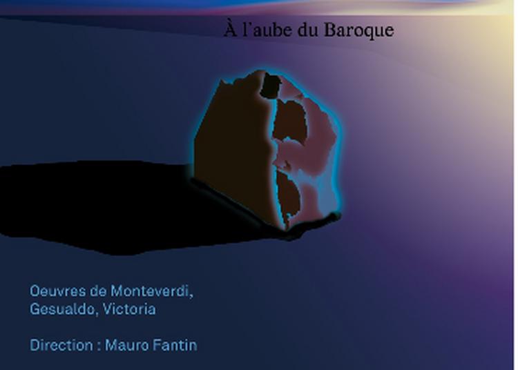 Ensemble vocal Aurea : Monteverdi, Gesualdo, Victoria à Cachan
