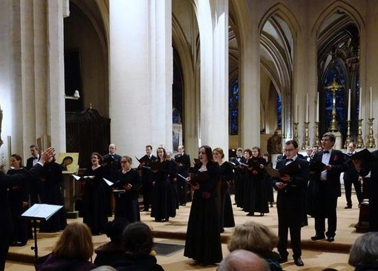 Ensemble Vocal Jubilate Deo Et Choeur Du Rosaire à Paris 14ème