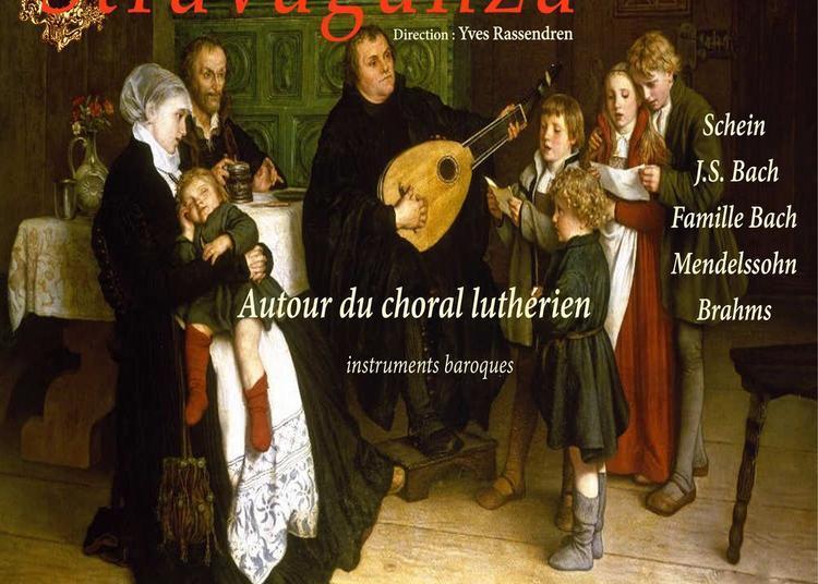 Ensemble Vocal Stravaganza : Autour Du Choral Luthérien.... à Grenoble