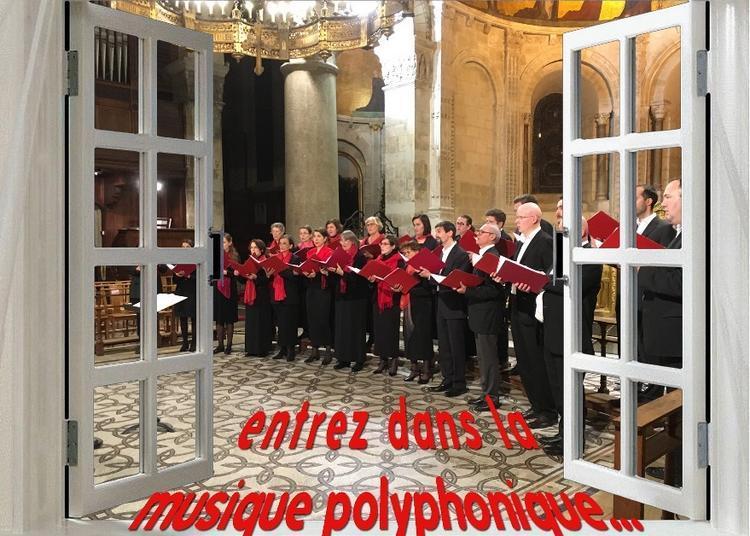 Ensemble Vox Laudis à Saint Didier au Mont d'Or
